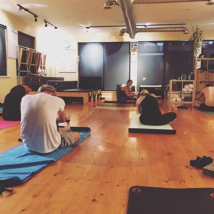 kalijo pilates classes  hot yoga  sunshine coast bc